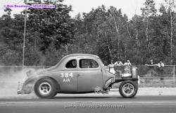 Sanford Dragway - 1966
