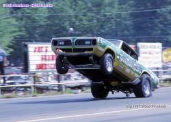 New England Dragway - 1971